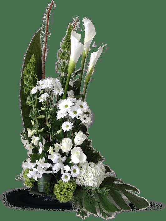 fleurs prêtes à emporter dans notre boutique de Villetaneuse